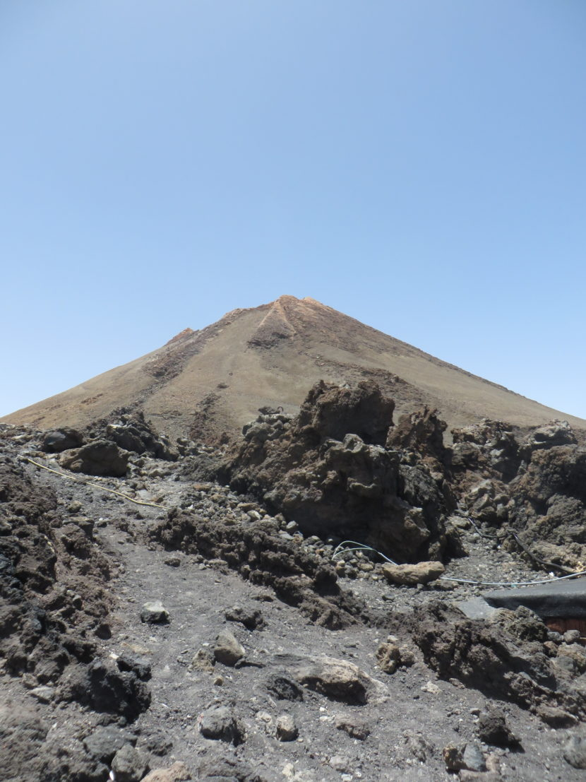 Teide (3718 m)