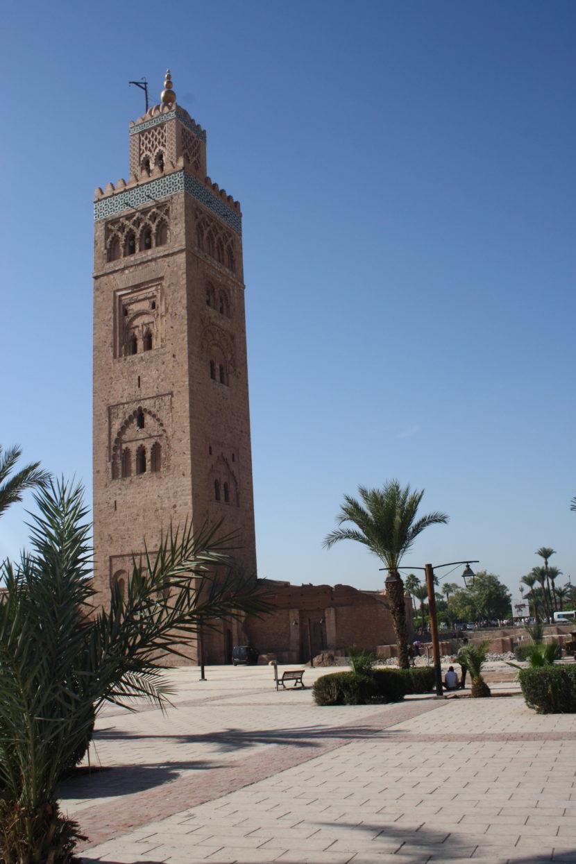 Wahrzeichen von Marrakesch
